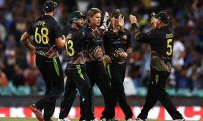Australia Cricket Team T20