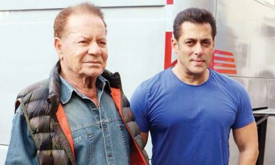 Salim and Salman Khan